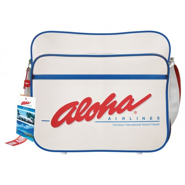 Aloha Airlines Flight Travel Bag