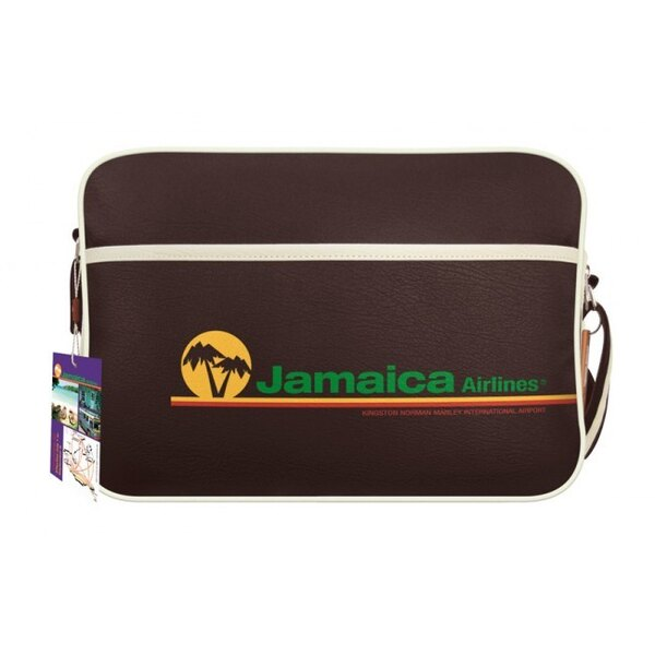 Airlines Retro Flight Bag Jamaïca
