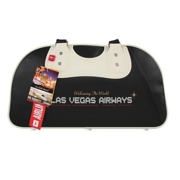 Airlines Flight Sport Bag Las Vegas Airways