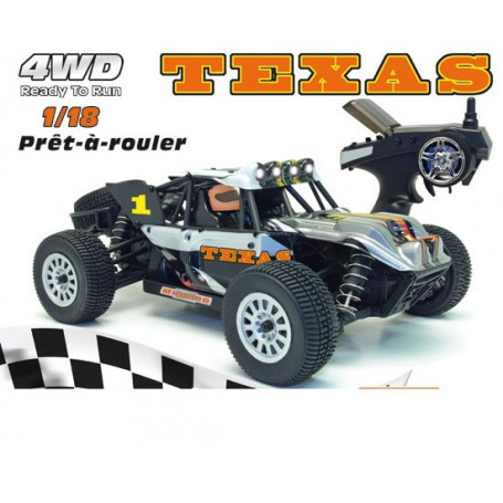 TEXAS Buggy RTR EP