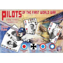 wwi pilots . please see the pictures for the 48 figures many different poses . 24 poses. english - g