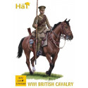 wwi british cavalry