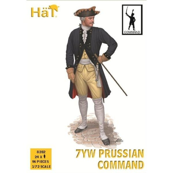 Prussian Infantry Command Seven Years War/7YW