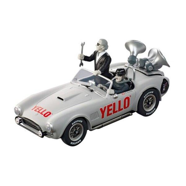 Shelby Cobra 50years