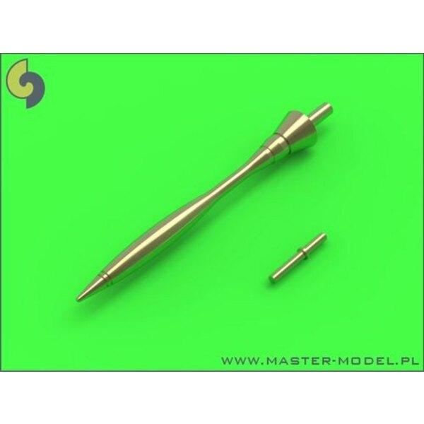 Dassault Mirage F.1B/F.1C- Pitot Tube - Angle Of Attack probe (designed to be used with Italeri and Kinetic Model Kits)