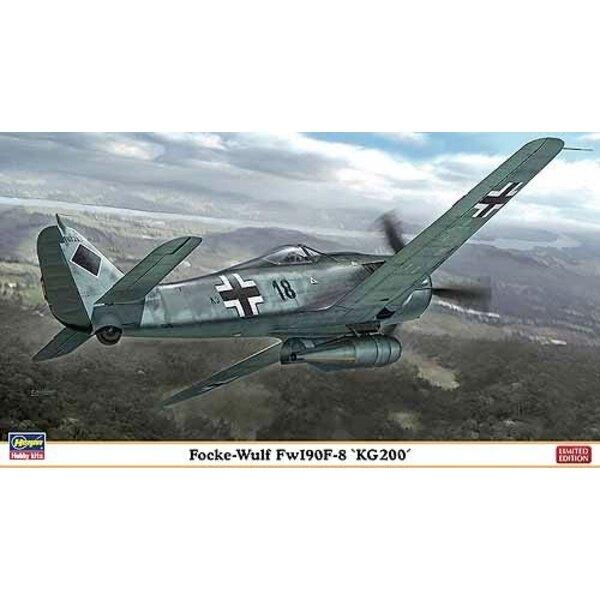 Focke -Wulf Fw 190F -8 KG200