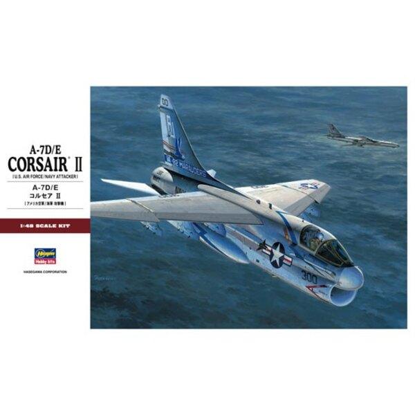 A- 7D / E CORSAIR II