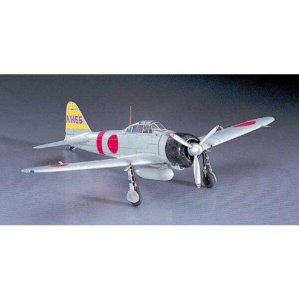 A6M2 Zero Fighter Type21