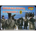 napoleonic british line infantry in overcoats 1