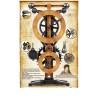 Horloge Léonard de Vinci Academy 94LV18150