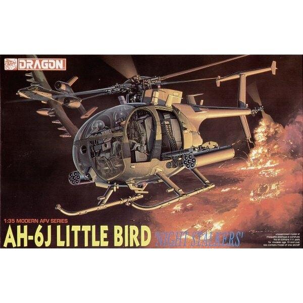 AH- 6 Little Bird Nightstalker