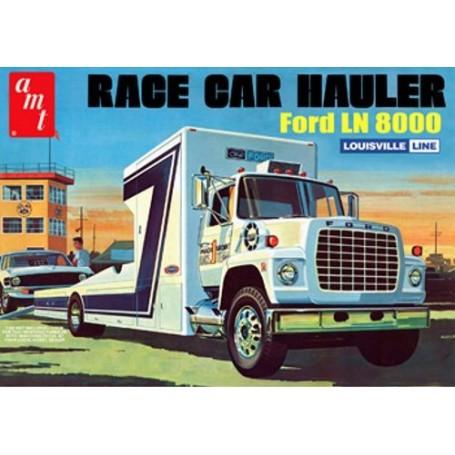 Ford LN 8000 Race Kit Car Hauler Modelo