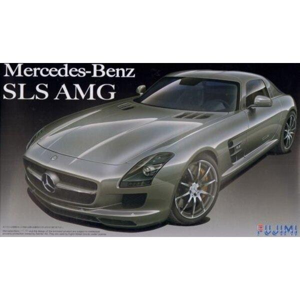 Mercedes- Benz SLS AMGF12392