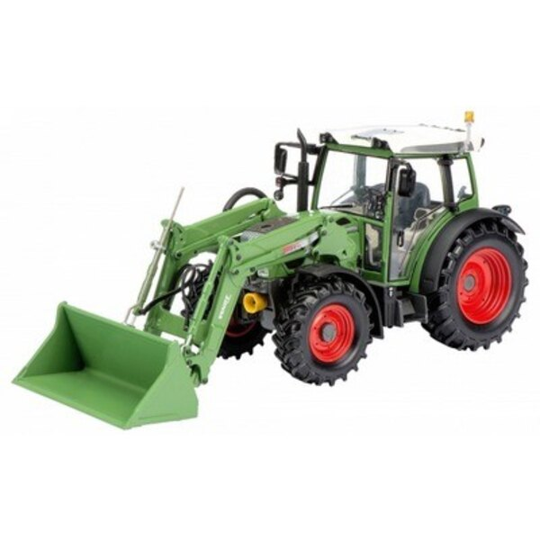 fendt 211 vario + charger