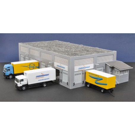 Chronopost logistics center Faller F190247