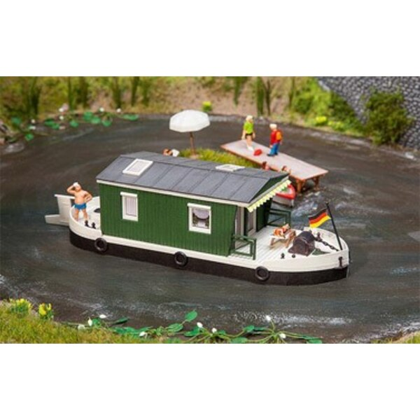 Houseboat car system