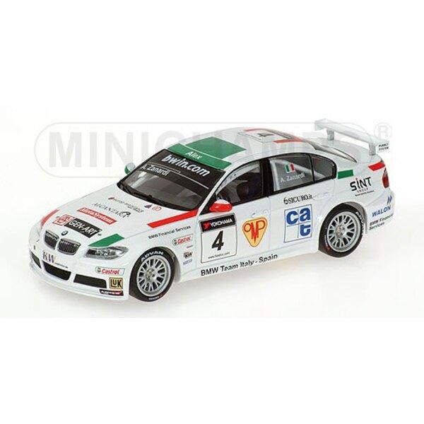 Si WTCC BMW 320 2006