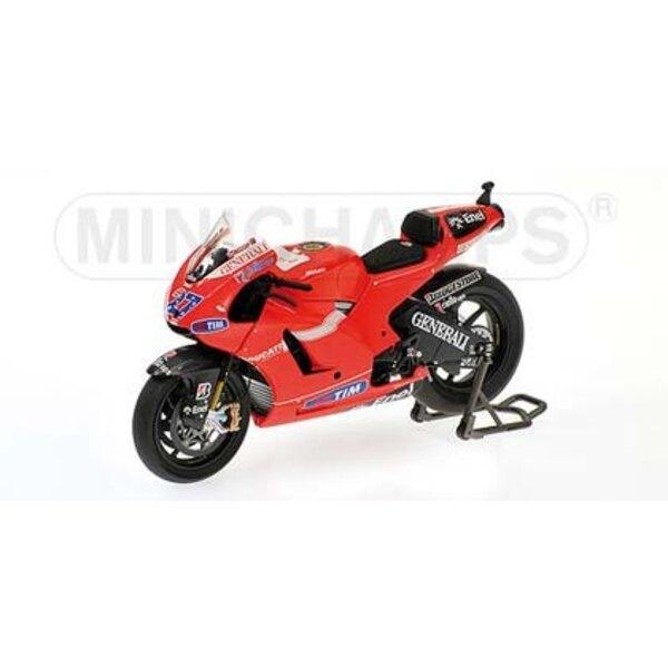 Ducati Desmocedici GP10