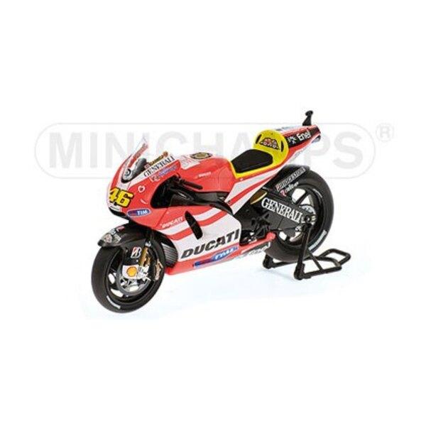 Ducati Rossi MotoGP 2011