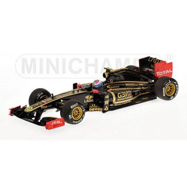 Lotus Renault R31 2011