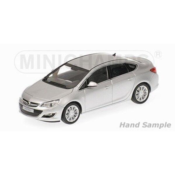 Opel Astra 4 door 2012
