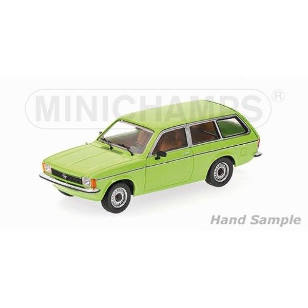 Opel Kadett C Break 1978