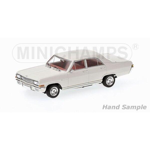 Opel Kapitän 1964
