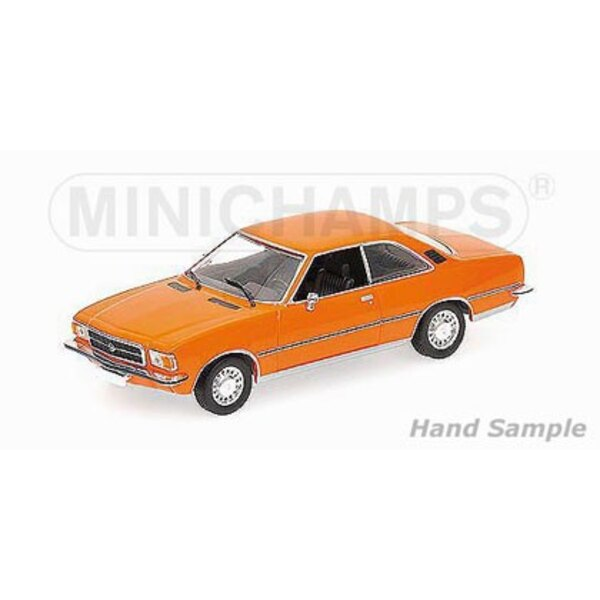 Opel Rekord D Coupe 1975