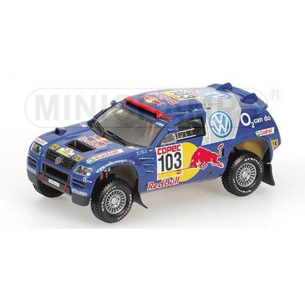 VW Touareg 2005