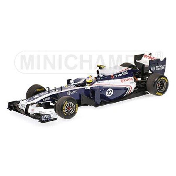 Williams Cosworth 2011