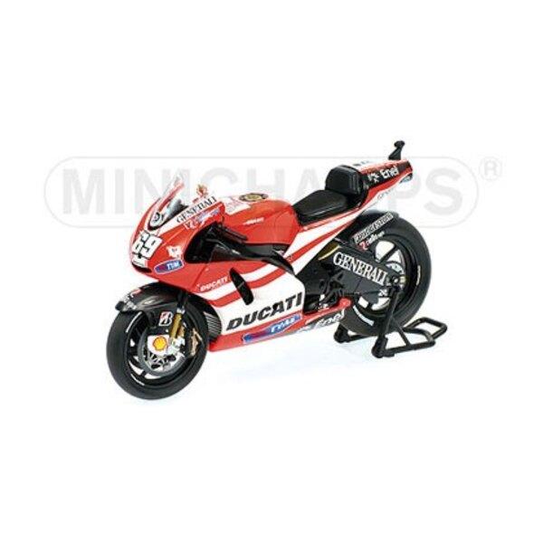 Hayden Ducati 2011