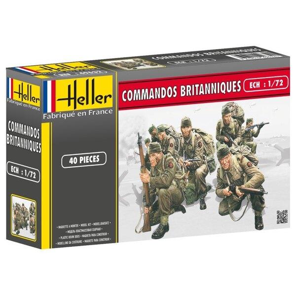 Commandos Britanniques (British Commandos)