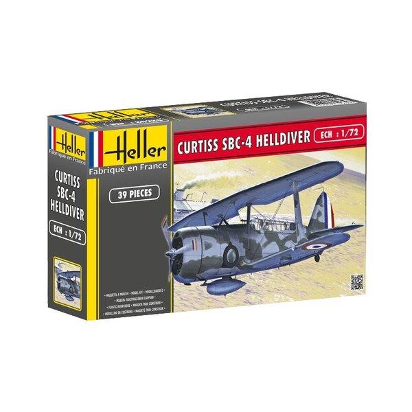 Curtiss SBC-4 Helldiver