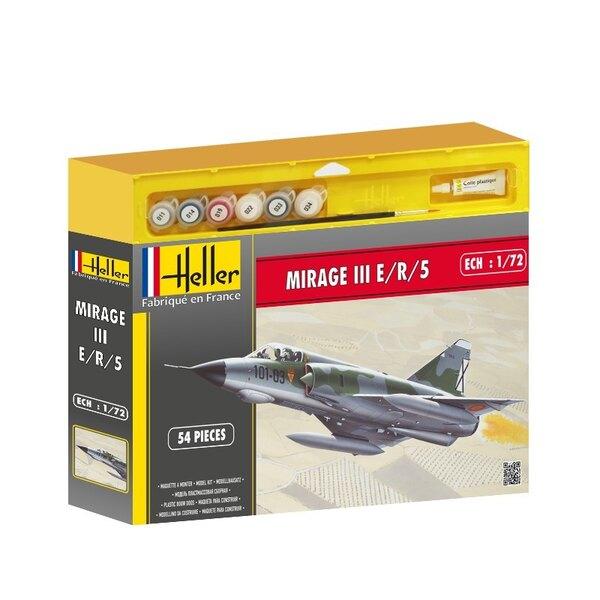 Dassault Mirage Iii E/R/5 1:72