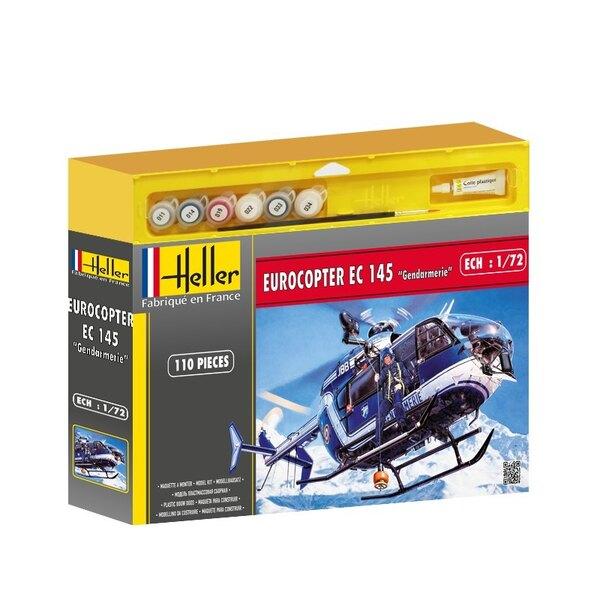 eurocopter ec145 gendarmer 1/72