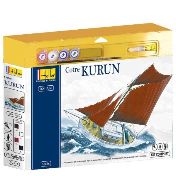 Côtre Kurun 67 Pièces