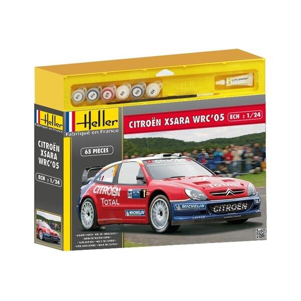 Xsara WRC 05 rallye allem