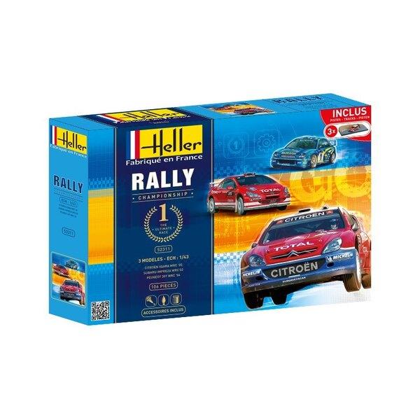 rallye championship 1/43