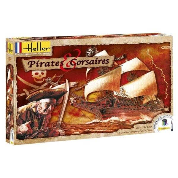 Pirates et Corsaires 1/200