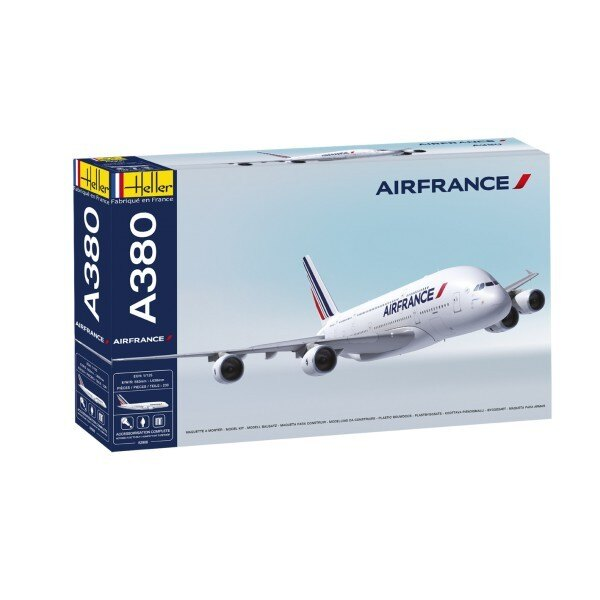 Airbus A380 Air France 1:125