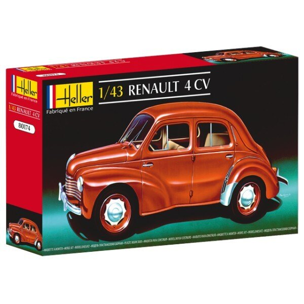 Renault 4 cv classique