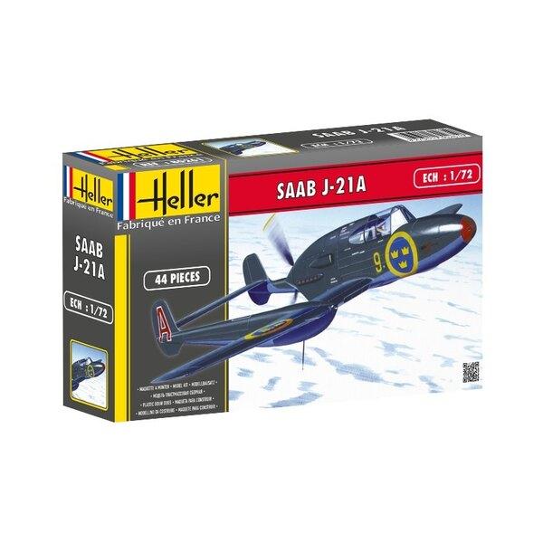 Saab j-21 1/72