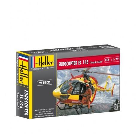 Eurocopter EC-145 sécurité civile