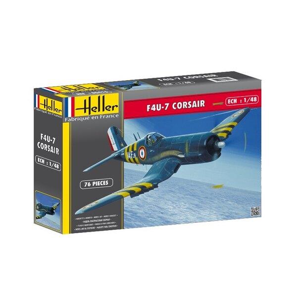 Corsair F4U-7 1:48