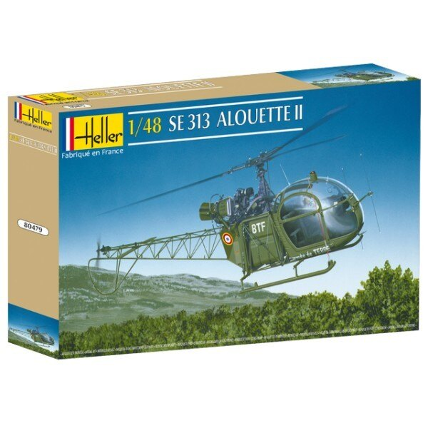 Alouette II SE 313 1/48