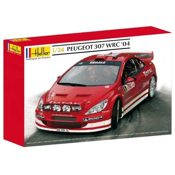 Peugeot 307 WRC 2004 1/24