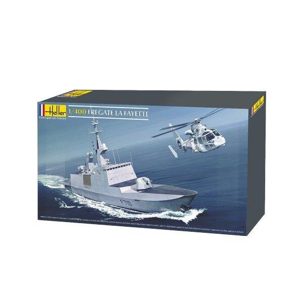 Fregate la Fayette 1/400