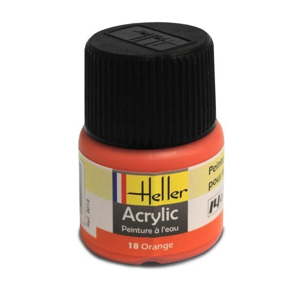 Orange Acrylique 12ml