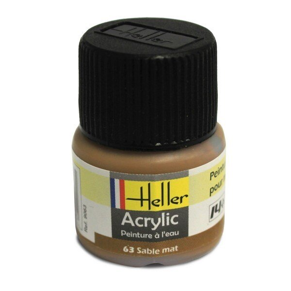Sable Mat Acrylique 12ml