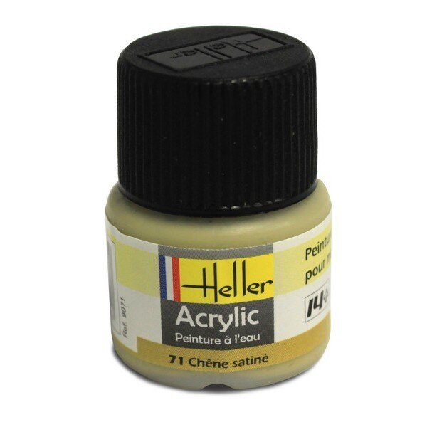 Satin satin Oak Acrylic 0.5 fl.oz